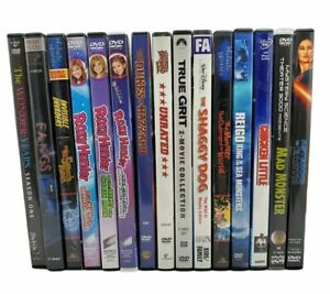 DVD Movie Lot Choose Your Title Combined Shipping Discount Buy More Save More