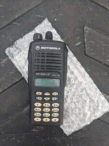 Used Motorola HT1250 220MHz Model - AAH25MDH4DP6AN (radio only!)