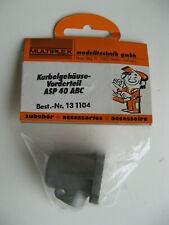 Multiplex: Kurbelgehäuse Vorderteil ASP 40 ABC #131104