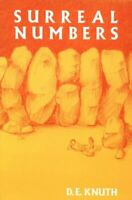 Surreal Numbers by Donald E. Knuth (1974, Paperback)