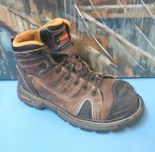 Thorogood Gen Flex Lace-To-Toe Composite Toe 804-4445 Men's Brown Work Boot 9.5M