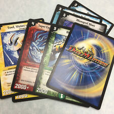 "2004 Wizards of The Coast Duel Masters Promo Card - YOU PICK ""Card Attributes"""