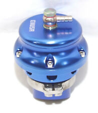 Emusa Turbo Universal BOV Blow Off Valve 50MM V Band Blue Acura Audi Honda Civic