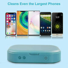 Uv Cell Phone Sanitizer Watch Jewelry Phone Cleaner Sterilizer Disinfection Box