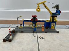 LEGO Incomplete Harbor/Harbour 4645 Incomplete Dock Legos Only With Minifigures