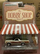 Greenlight Hobby Shop series 8  1973 Ford Ranchero Squire