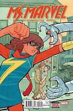 Ms Marvel #2 (NM)`16 Wilson/ Miyagawa  (Cover A)