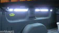 4pc LED Truck Bed Lights/Custom Made in the USA/For GM Trucks/Short Bed
