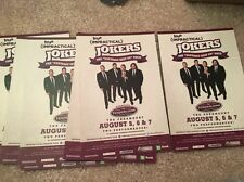 Impractical Jokers Promo Show Cards NY Lot Of 5 Sal Joe Murr And Q Tenderloins