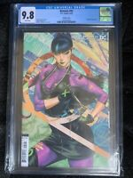 BATMAN 92 CGC 9.8 ARTGERM VARIANT FIRST PUNCHLINE COVER DC JOKER HARLEY QUINN