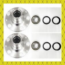 FRONT WHEEL HUB BEARING KITS  1998-2002 FOR SUBARU FORESTER W/ABS LHOR RH PAIR