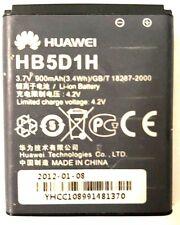 2x Huawei hb5d1h Batería para Cricket M615 Pilar M635 Pinnacle 900mah