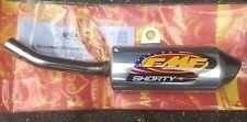 SUZUKI  RM125 03-07 FMF EXHAUST silencer PC2 SHORTY