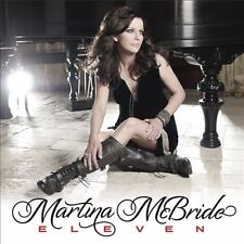 Audio CD Eleven - Martina McBride - Free Shipping