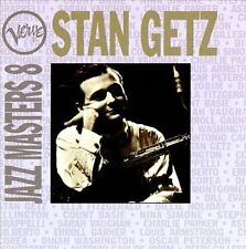 Verve Jazz Masters 8 by Stan Getz (Sax) (CD, Mar-1994, Verve)