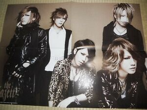 the GazettE PSC Visual-Kei POSTER JapanLimited!!!