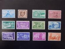 1953 US Commemoratives COMPLETE SET #1017-1028  MNH  OG