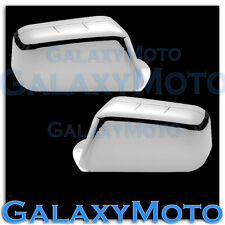 07-11 Ford Edge Triple Chrome plated ABS TOP HALF Mirror Cover SUV 2007-2011