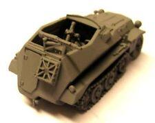 "Milicast BG030 1/76 Resin WWII German SdKfz 250/2 ""Alte"" Halftrack w81mm Mortar"