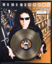 GENE SIMMONS - THE LORD OF ROCK LP GOLDENE SCHALLPLATTE
