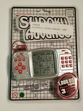 Sudoku Advance Electronic Hand Held Game. New Sealed