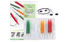 Knitter's Pride Trendz Interchangeable Knitting Needles Chunky Set