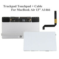 "Trackpad Touchpad+Cable For MacBook Air 13"" A1466 Mid 2013 Early 2014 2015 2017"