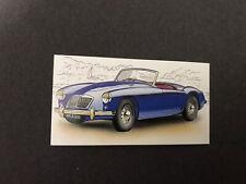 Classic Car Weekly Card BMC MGA Sports Car ~ Nice Card