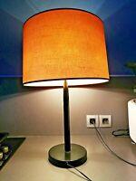 Lampe de bureau style Mazda 2 feux interrupteur cordon vintage art déco