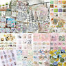 Diary Label Paper Sticker Journal Planner Stickers Scrapbooking Album Book Decor