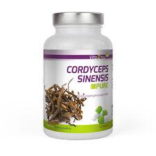 Cordyceps sinensis pure - 450mg per capsula - 120 capsule