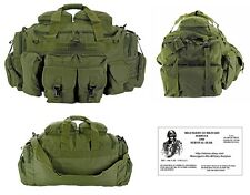 ONE-The Tank Duffel Bag / Bug Out Bag Tactical / Military / Survival Gear - O.D.