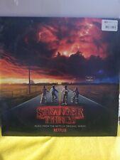🍇 Stranger Things [Music From the Netflix Original (Vinyl,🆕️ distressed 📦