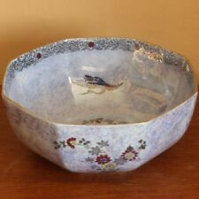 Porcelain/China Date-Lined Ceramic Blue Vintage Original