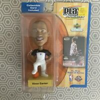 2001 UD PLAY MAKERS VINCE CARTER BOBBLEHEAD ALL-STAR WARM UP EDITION RAPTORS