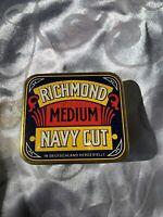 Vintage Richmond Medium Navy Cut Tobacco Tin