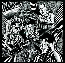 (CD) Rockabulls - Once at the Barber  [P9C179]
