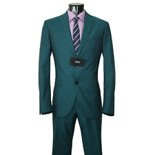 HUGO BOSS  Anzug Business-Anzug Reyno3 / Wave1 Gr. 48 *NEU* SUPER 130