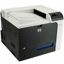 HP LaserJet Enterprise CP4025dn Workgroup Laser Printer