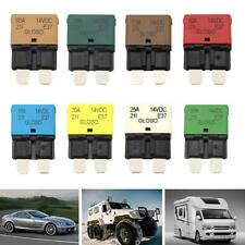 DC 28V 5-30A Auto Reset ATC Circuit Breaker Blade Fuse for Automotive Car Marine