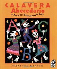 Calavera Abecedario: A Day of the Dead Alphabet Bo