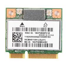 Atheros AR9462 AR5B22 Mini PCI-E 802.11N WIFI WLAN CARD Bluetooth 4.0 2.4 & 5Ghz