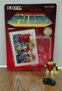 Robin Ertl Die Cast Figure/DC Comics Super Heroes/Loose w Packaging/1990/Batman