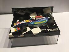 Minichamps 1:43 Jordan Peugeot EJR 195 R. Barrichello