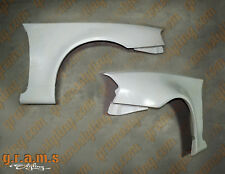 Nissan Skyline R34 Z tune Style Front Wings Fenders for WideBody Racing Drift v6