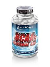 IronMaxx BCAAs + Glutamin Dose mit 130 Kapseln (12,55 EUR pro 100 g)