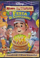Manny tuttofare Festa di compleanno  - DVD nuovo sigillato