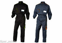 Delta Plus Panoply M6COM Panostyle Kneepad Mens Overalls Coveralls Boilersuit