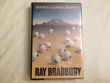 Death is a Lonely Business  SIGNED BY RAY BRADBURY
