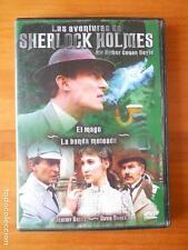 DVD LAS AVENTURAS DE SHERLOCK HOLMES - EL MAGO - LA BANDA MOTEADA (F7)